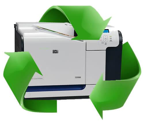 impresora segunda mano madrid
