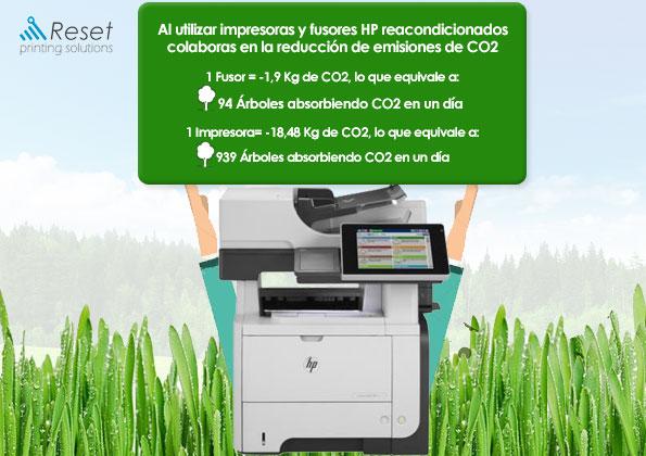 impresoras ecologicas madrid
